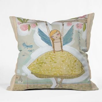 Cori Dantini Make A Little Memory Throw Pillow