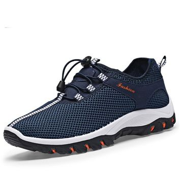Mesh Breathable Beach & Outdoors Shoes