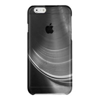 Case: Vinyl Record and Turntable Uncommon Clearly™ Deflector iPhone 6 Case