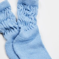 Free People Track Star Scrunchy Sock