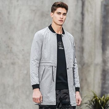 Nylon Urban Jungle Athletic Sports Jacket
