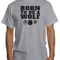Born To Be A Wolf