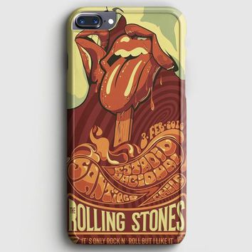 Rolling Stone Poster Art iPhone 7 Plus Case | casescraft