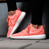 NIKE ROSHE TWO Women Casual Running Sport Sneakers Shoes Pink