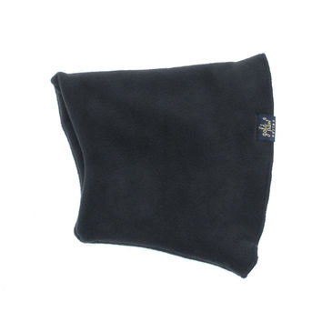 Gold Paw Dog Snood - Black