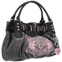 Juicy Couture Women's Replenishment Satchel - designer shoes, handbags, jewelry, watches, and fashion accessories | endless.com