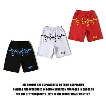 Stylish Casual Fashion Men's Fashion Pants Shorts [211451576332]