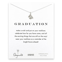 Graduation Monarch Butterfly Necklace