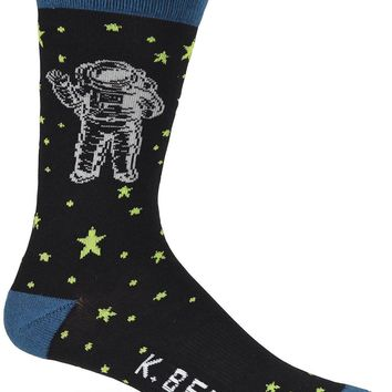 Astronaut Men's Crew Socks - Made in America