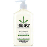 Hempz Sensitive Skin Herbal Body Moisturizer | Ulta Beauty