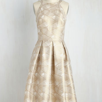 Gild With Joy Dress | Mod Retro Vintage Dresses | ModCloth.com
