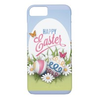 Happy Easter iPhone 8/7 Case