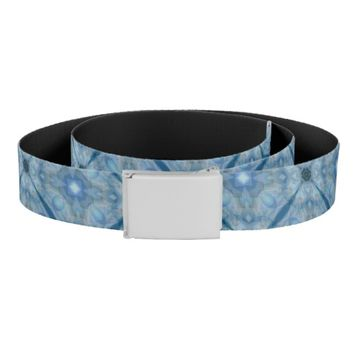 Grey Butterflies Belt