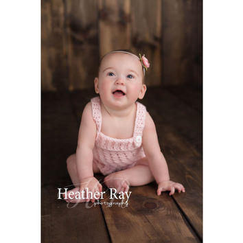 Baby Romper-sitter-baby girl romper-girl props-crochet romper-newborn photo prop-coming home outfit-baby shower gift-baby girl clothes