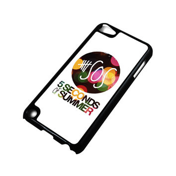 5 SECONDS OF SUMMER 5 5SOS iPod Touch 5 Case