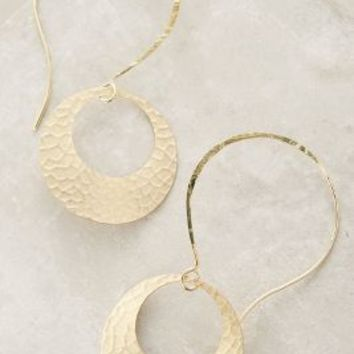 Meu Hoops by Anthropologie in Gold Size: One Size Earrings