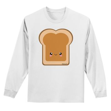 Cute Matching Design - PB and J - Peanut Butter Adult Long Sleeve Shirt by TooLoud