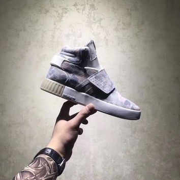 ADIDAS WOMEN'S TUBULAR INVADER SIMPLE YEEZY 750