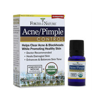 Forces of Nature Organic Acne and Pimple Control - 11 ml