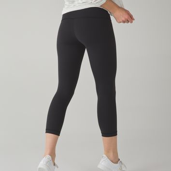Wunder Under Crop (Hi-Rise) *Full-On Luxtreme