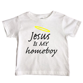 Toddler- Jesus Homeboy
