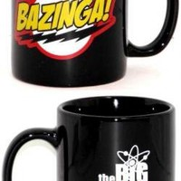 Big Bang Theory, Coffee Mug, Bazinga