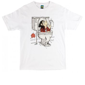 Teenage This Was Your Life T-Shirt - White