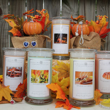 Fall 5 Pack Jewelry Candles