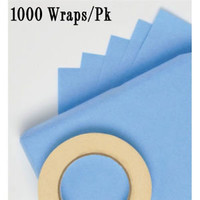 "STERILIZATION WRAP 15"" X 15"" 1000/pk, Pack of 3 (Total 3000 Wraps) [2005-MD-Q3]"