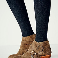 Free People Tortuga Ankle Bootie - Taupe