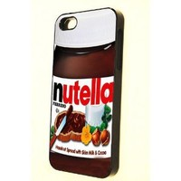 Black Iphone 5 Nutella: Cell Phones & Accessories