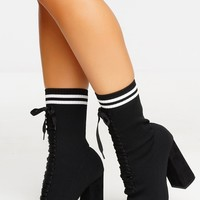 Brooklyn Booties - Black