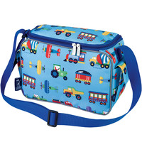 Olive Kids Trains, Planes & Trucks Lunch Cooler - 46079