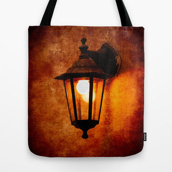 The Age Of Electricity Tote Bag by Digital2real