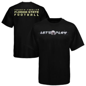 Florida State Seminoles :FSU: Gameday 2012 T-Shirt - Black - http://www.shareasale.com/m-pr.cfm?merchantID=7124&userID=1042934&productID=555883075 / Florida State Seminoles