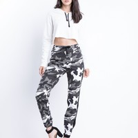 Bold In Camo Pants