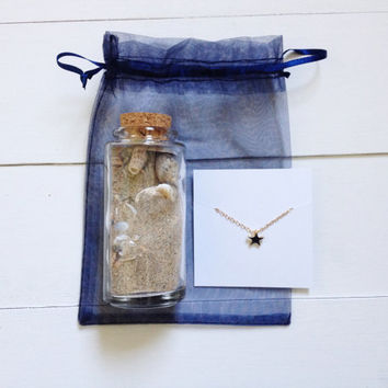 Custom Message In a Bottle - Bridesmaid Gift, Bridesmaid Proposal, Will You Be My Bridesmaid?