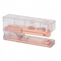 Rose gold stapler - All Desk Accessories - Desk Accessories - Stationery
