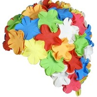 Creative Sunwear Flower Swim Cap at SwimOutlet.com
