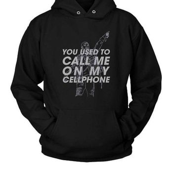 Hotline Bling Tumblr Hoodie Two Sided