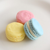 Macaron Soaps by BakedSoapCo on Etsy