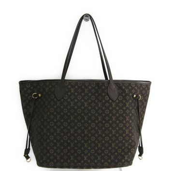 Louis Vuitton Monogram Idylle Neverfull MM M40513 Women's Tote Bag Fusa BF312135