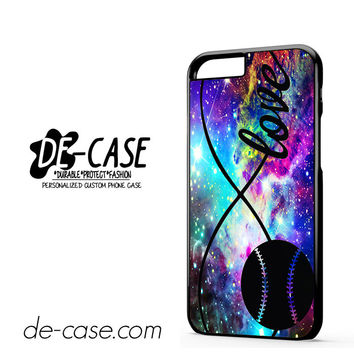 Infinity Love Softball Sports DEAL-5610 Apple Phonecase Cover For Iphone 6 / 6S