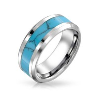 Bling Jewelry Turq To You Ring