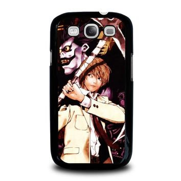 DEATH NOTE RYUK AND LIGHT Samsung Galaxy S3 Case Cover