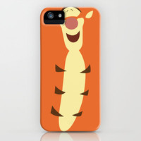 Winnie the Pooh - Tigger iPhone Case by TracingHorses | Society6