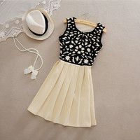 LOVABLE ONE-PIECE DRESS-001-0-1