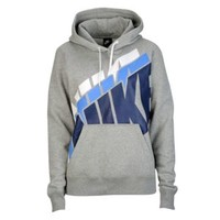 Nike Club Stacked Pullover Hoodie - Women's