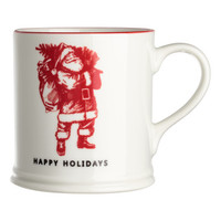 Christmas-motif Porcelain Mug - from H&M