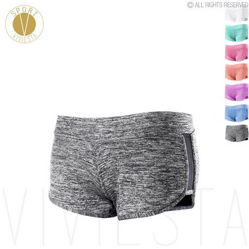 Quick Dry Fit Running Sports Shorts - Women's Jogging Boxing Gym Training Workout Fitness Exercise Beach Tight Trunks Clothing